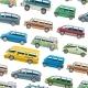 Minivan Car Vector Van Auto Vehicle Family Minibus