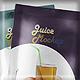 Juice Foil Package Mockup