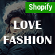 LoveFashion - Responsive Multipurpose Sections Drag & Drop Builder Shopify Theme - ThemeForest Item for Sale