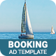 Tour & Travel | Yacht Booking Banner (TT003)