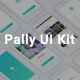 Pally UI KIT with android xml source code