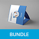 Medical – Brochures Bundle Print Templates 5 in 1