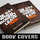 3 in 1 Book Cover Template Bundle 10