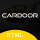 Cardoor - Car Rental HTML Template - ThemeForest Item for Sale