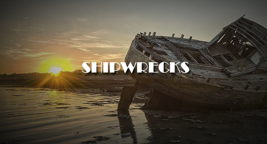 SHIPWRECKS FOOTAGE COLLECTION