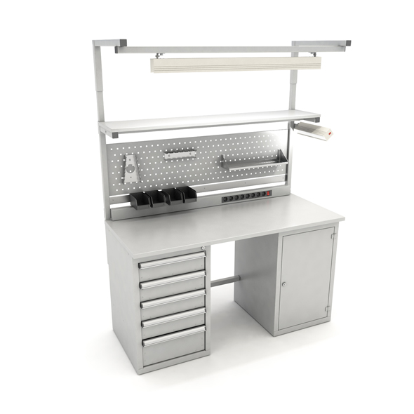 Workbench - 3DOcean Item for Sale