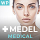 Medel | A Contemporary Medical WordPress Theme - ThemeForest Item for Sale
