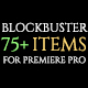 Blockbuster Post-Production Pack - VideoHive Item for Sale