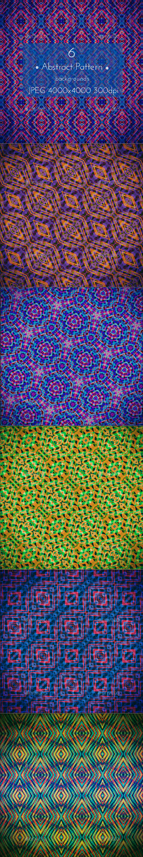 Abstract Pattern - Patterns Backgrounds