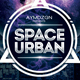 Space Urban Flyer - GraphicRiver Item for Sale