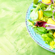 Lettuce salad with mango slices - PhotoDune Item for Sale