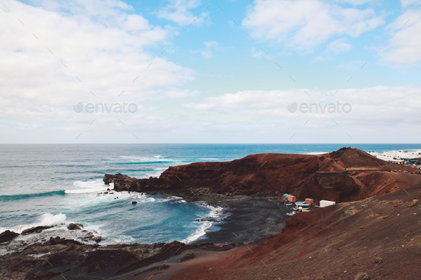 Lanzarote - Stock Photo - Images