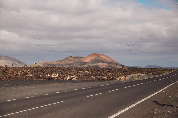 Lanzarote - Stock Photo - Images