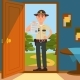 Town Male Sheriff Police Officer - GraphicRiver Item for Sale