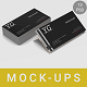 Business Card Mock-Ups - GraphicRiver Item for Sale