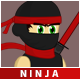 Ninja Character - GraphicRiver Item for Sale