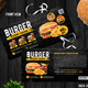 Food Discount Voucher - GraphicRiver Item for Sale
