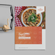 Restaurant Bi-fold Menu - GraphicRiver Item for Sale