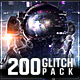 Ultimate Glitch Pack: Transitions, Titles, Logo Reveals, Sound FX - VideoHive Item for Sale