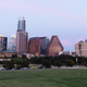 Butler Metro Park Grounds Night Dusk Downtown City Skyline Austin - PhotoDune Item for Sale
