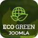 Eco Green - Joomla Theme for Environment, Ecology and Renewable Energy Company - ThemeForest Item for Sale