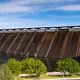 Grand Coulee Dam Lake Reservoir Long Panoramic Eastern Washington - PhotoDune Item for Sale