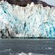 Ice Chunks Dwarfed by Mountains Aialik Glacier Alaska Kenia Fjords - PhotoDune Item for Sale