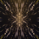 Abstract Gold Explode - VideoHive Item for Sale