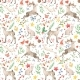 Watercolor Christmas Pattern - GraphicRiver Item for Sale