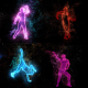 Particles Dancers Pack - VideoHive Item for Sale