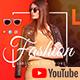 4 Fashion & Beauty YouTube Banners