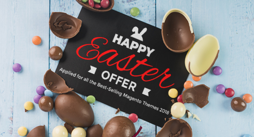 Magento Easter Sale 2018