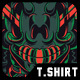 Dead Knight T-Shirt Design - GraphicRiver Item for Sale