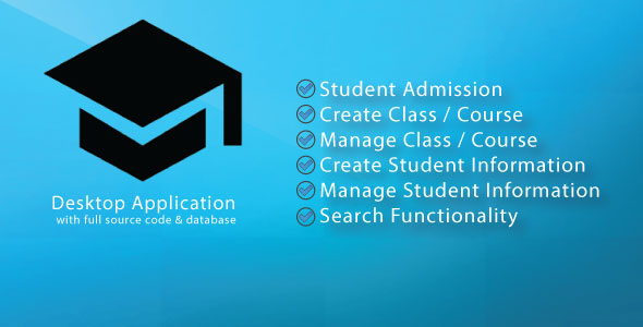 Student Management System Full project with source Code - CodeCanyon Item for Sale