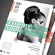 Fashion Show Flyer 03 - GraphicRiver Item for Sale