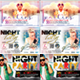 Night Party Flyers Bundle - GraphicRiver Item for Sale