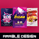 3 in 1 Risen Church Flyer/Poster Bundle - GraphicRiver Item for Sale