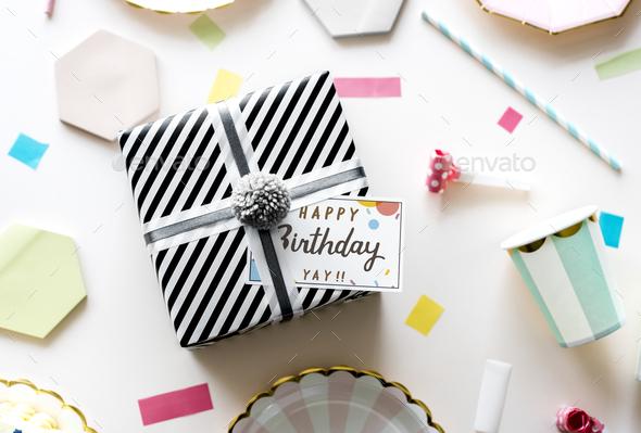 Birthday celebration - Stock Photo - Images