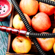 Shisha hookah with apple - PhotoDune Item for Sale
