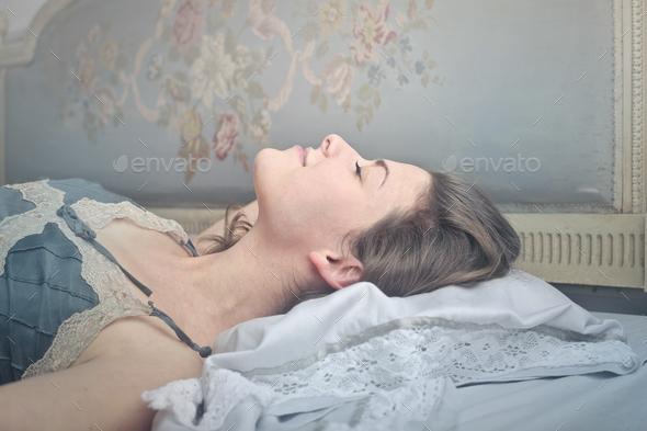 sleep - Stock Photo - Images