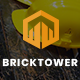 Bricktower - Construction Business, Building Company PSD Template - ThemeForest Item for Sale