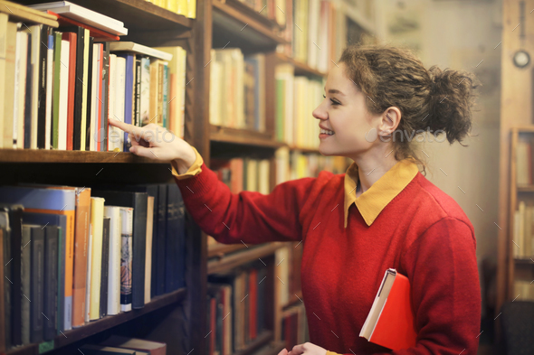 library - Stock Photo - Images