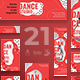 Dance Studio Banner Pack - GraphicRiver Item for Sale