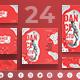 Dance Studio Social Media Pack - GraphicRiver Item for Sale