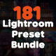 181 AR Lightroom Preset Bundle