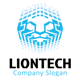 Lion Technology Logo - GraphicRiver Item for Sale