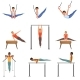 Young Guys Training on Various Gymnastics - GraphicRiver Item for Sale