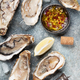 Fresh oysters - PhotoDune Item for Sale