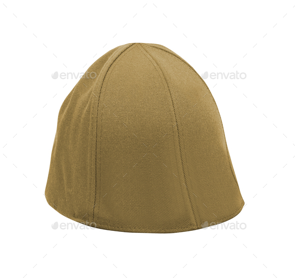 Hunting Cap Isolated - Stock Photo - Images