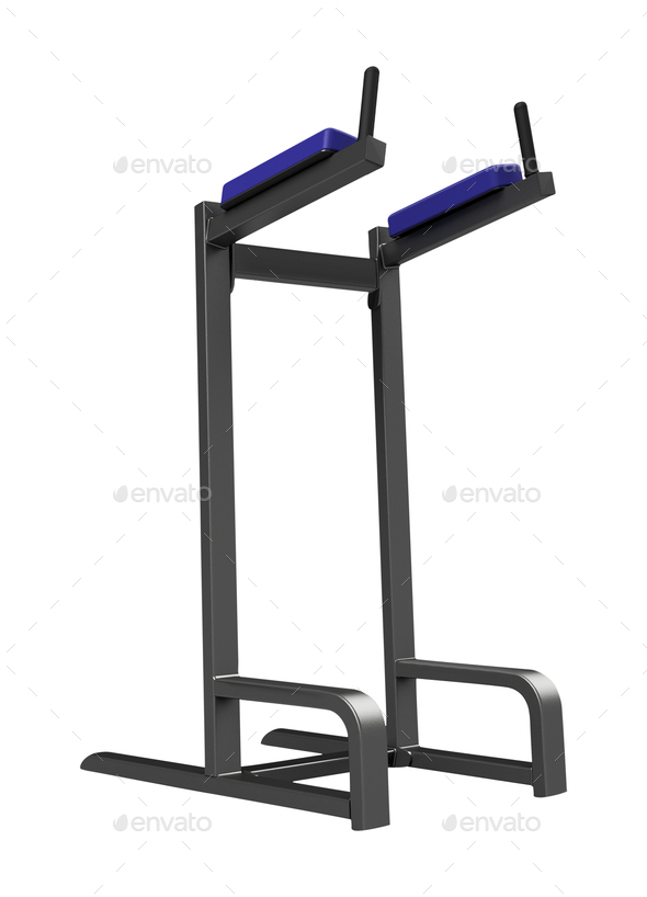 Sport stand isolated - Stock Photo - Images